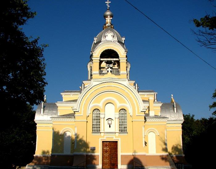 Казанский собор. Начало 20 столетия