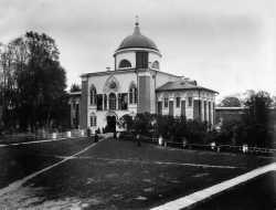 Церковь Николая Чудотворца Московского Симонова монастыря