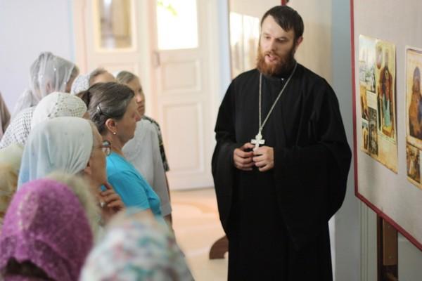 беседа со священником при обиде и злости
