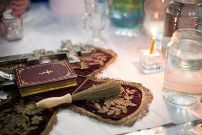 Молитва на освящение всякой вещи