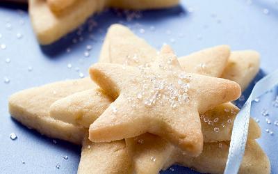 постные рецепты на новый год. Печенье