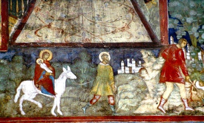 Сюжетная роспись Рождественского храма