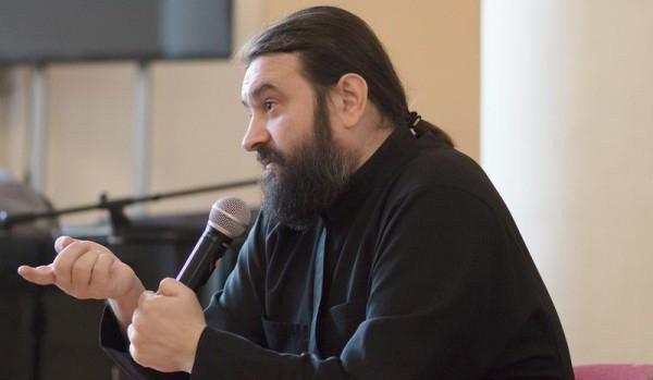 Протоиерей Андрей Ткачев: биография, семья  Православные проповеди