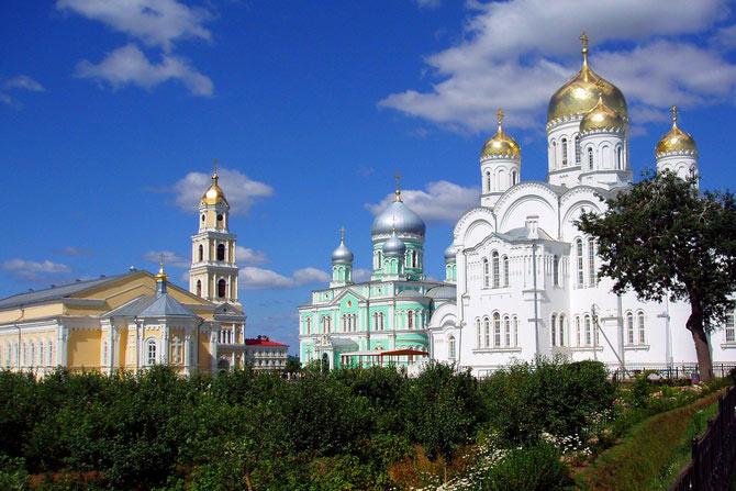 Самые известные монастыри России, Серафимо-Дивеевский монастырь