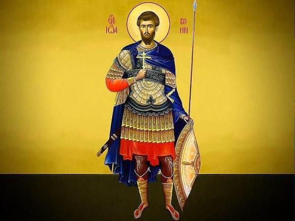 Иоанн Воин действительно был солдатом на службе у римского императора Юлиана Отступника