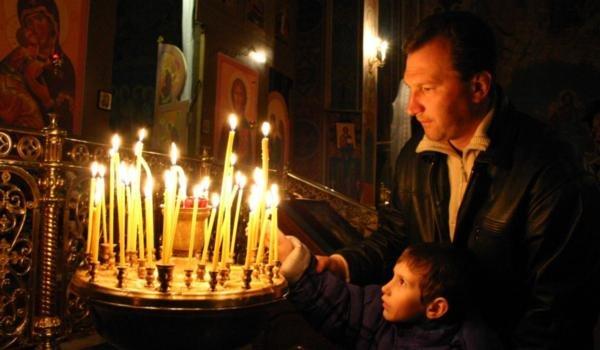 Воскресная молитва Иисусу Христу и Пресвятой Богородице