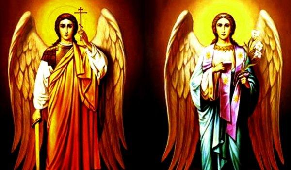 Сила молитвы Архангелу Михаилу
