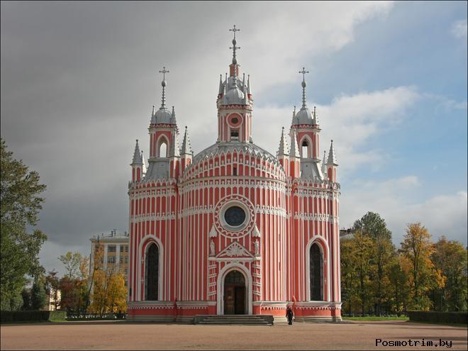 Чесменская церковь в Санкт-Петербурге (Рождества Иоанна Предтечи)