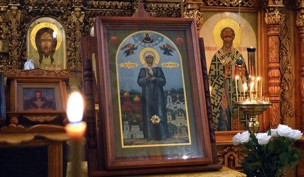 Молитва от ссор и скандалов в семье Матроне Московской