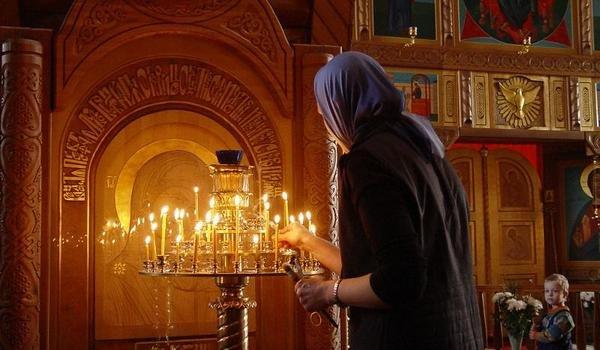 Молитва на роды дочери Св. Матроне