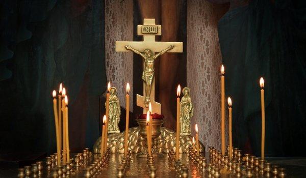 Молитва за упокой после похорон