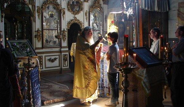 Православные молитвы перед причастием и исповедью