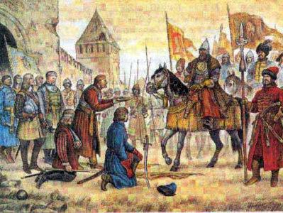 Наступление Сигизмунда III в 1609 году на Смоленск