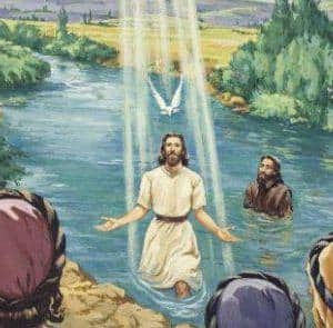 иоанн предтеча и иисус