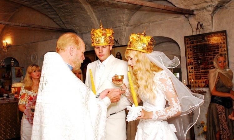 Порядок венчания