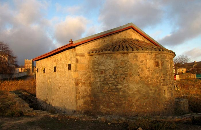 Храм Димитрия Солунского. 14 век