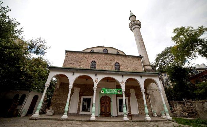 Мусульманская мечеть Муфти-Джами. 17 век