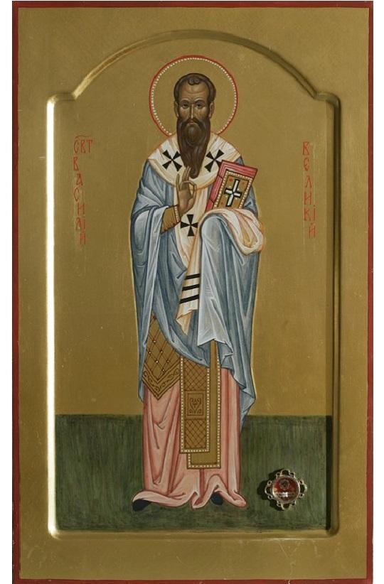 Молитвы и акафист святителю Василию Великому