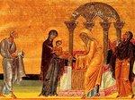 Тайный смысл иконы «Сретение Господне»