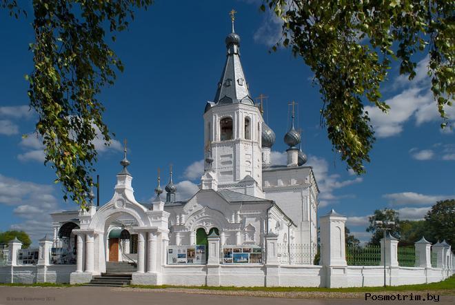 Годеново храм Иоанна Златоуста (подворье Никольского женского монастыря)