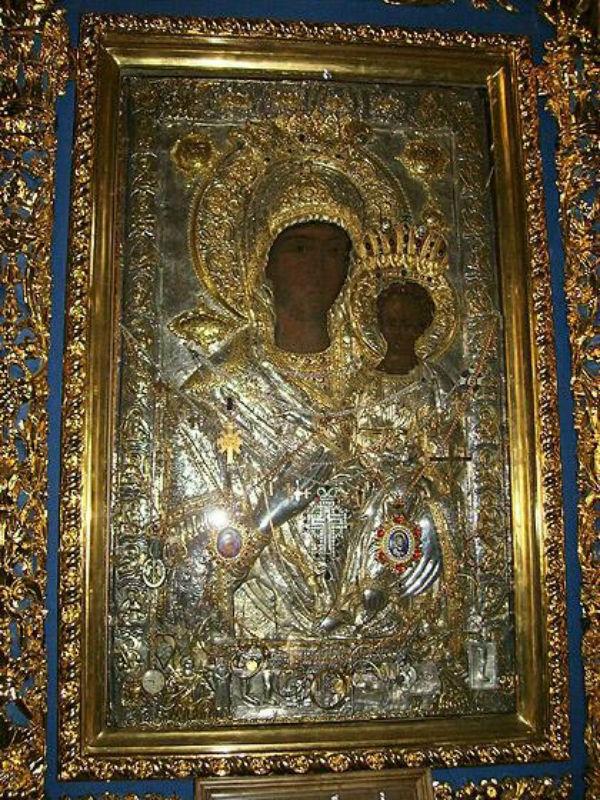 Икона Божией Матери «Одигитрия»