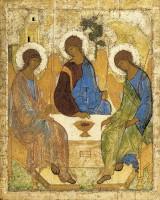 Творчество Андрея Рублёва – вершина русской и мировой живописи