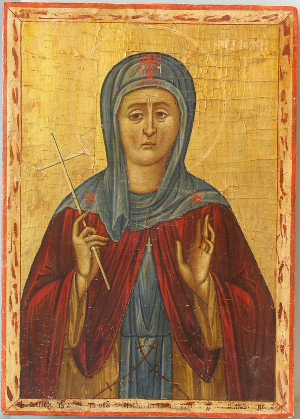 Икона св. Фотинии Кипрской