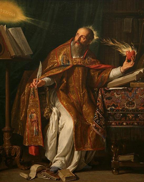 Августин Блаженный