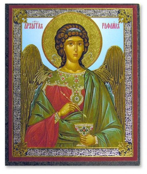 Святой Архангел Рафаил