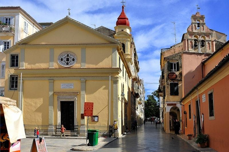 Церковь Спиридона Тримифунтского
