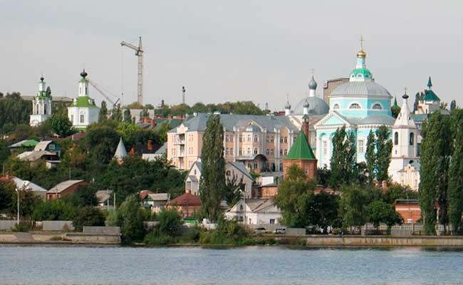 Алексеево-Акатов монастырь, г. Воронеж