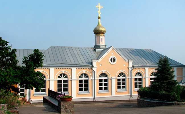Алексиево-Акатов монастырь: трапезный копус