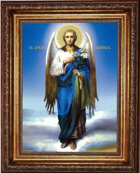 архангел гавриил икона