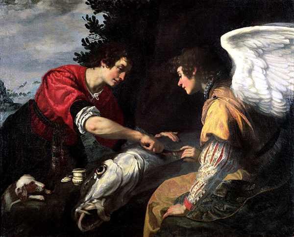 товия и рафаил архангел