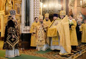 Архиерей в православной традиции