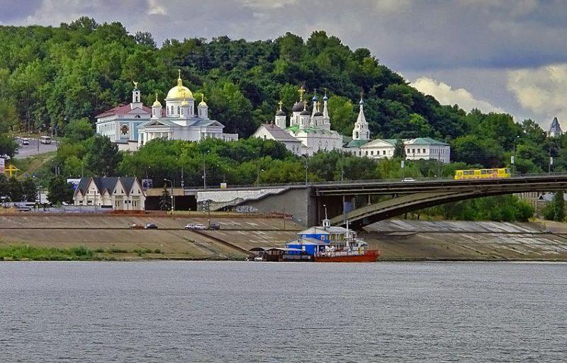 Нижний Новгород|Благовещенский монастырь