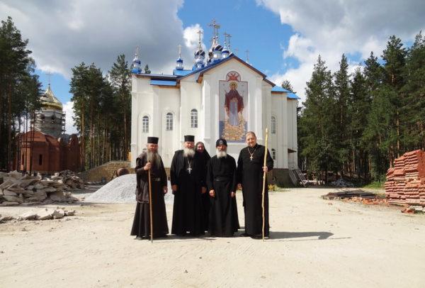 Cреднеуральский женский монастырь