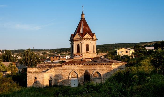 Храм Св.Георгия. 14 столетие