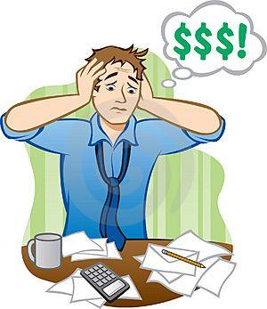 денежные проблемы