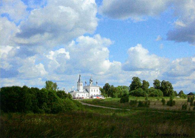 Храм во имя свт. Иоанна Златоуста в Годеново архитектура