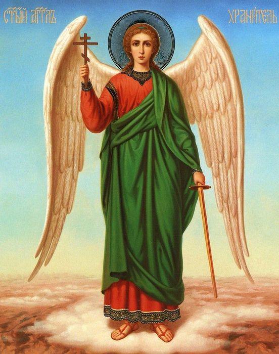 Икона - Ангел-Хранитель