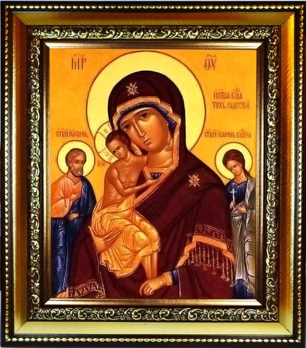 Икона Божией Матери «Трех радостей»