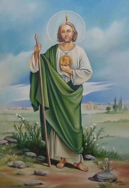 Изображение Святого Иуды Тадея
