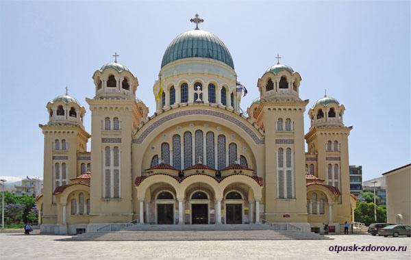 Собор Андрея Первозванного, Патры, Греция