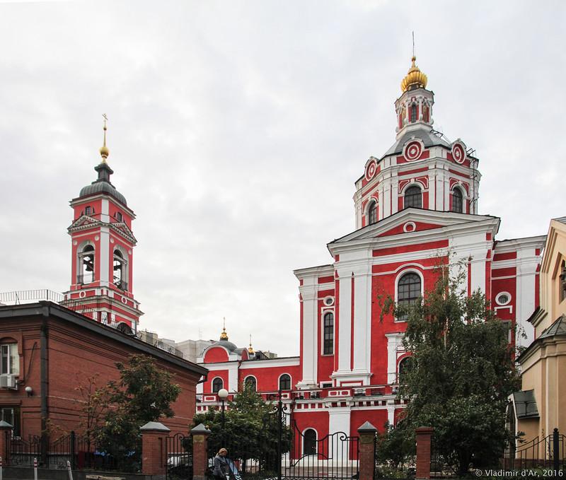 храм на серпуховской расписание богослужений