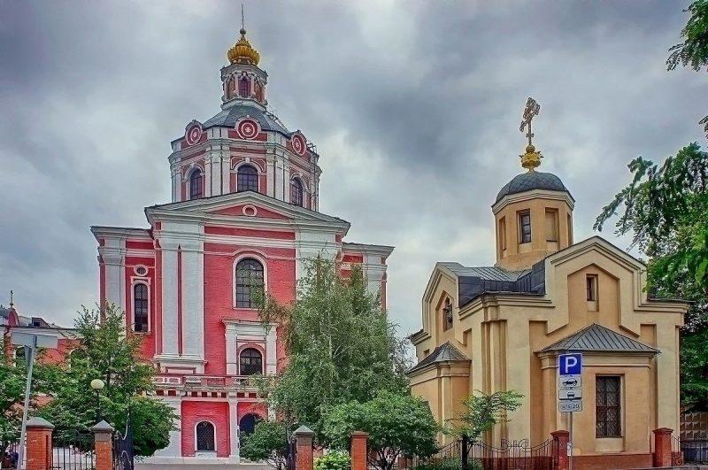 храм вознесения христова ул шевченко
