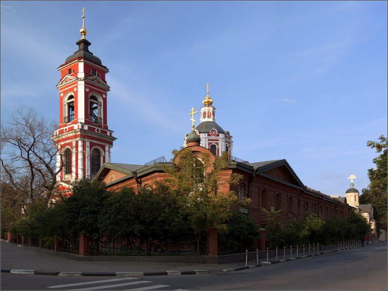 церковь на серпуховской