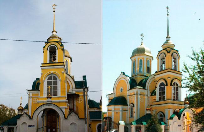 Храм Андрея Первозванного: архитектура и внешний вид