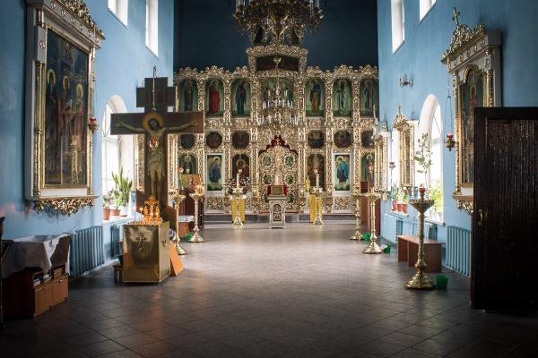 Церковь Иоанна Кронштадтского при Казанской Духовной семинарии. Расписание богослужений, история, фото