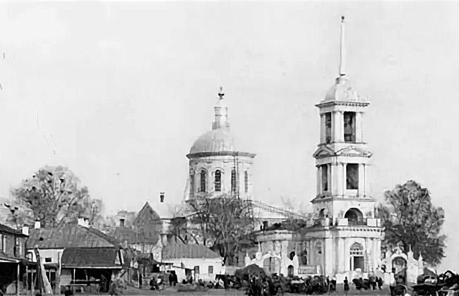 Рождественский храм на Придаче (Воронеж)